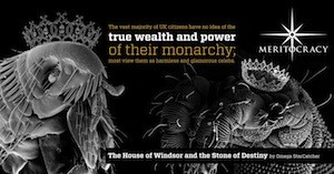 TMI The House of Windsor and the Stone of Destiny inset